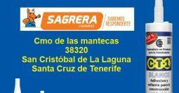 Invitación Sagrera San Cruz de Tenerife CT1 01-10-19