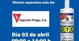 Invitación Segundo Priego Campo Real CT1 03-04-19