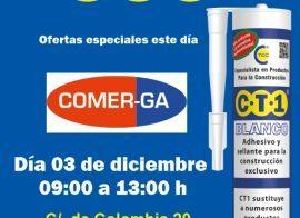 Invitación Comer-ga Granollers CT1 03-12-19