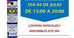 Invitación Abc Grup Gava Barcelona CT1 04-07-18