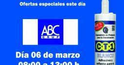 Invitación Abc Grup Sant Boi de Llobregat 06-03-19