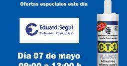 Invitación Eduar Seguí Maresa CT1 07-05-19