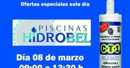 Invitación Hidrobel Albacete CT1 08-03-19