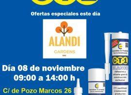 Invitación Alandi Gardens CT1 08-11-19