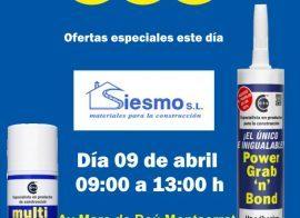Invitación Siesmo MSV-PGB 09-04-19