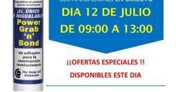 Invitación Subministrament Guixols Girona PGB 12-07-18