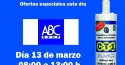 Invitación Abc Grup Barcelona CT1 08-03-19