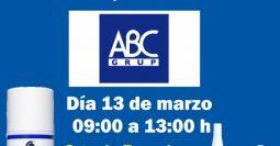 Invitación Abc Grup Barberá CT1 13-03-19