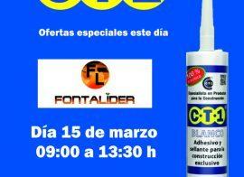 Invitación Fontalider Murcia CT1 15-03-19