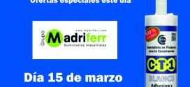 Invitación Madriferr Madrid CT1 15-03-19