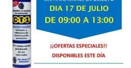 Invitación Bricoceramic Girona CT1 17-07-18