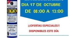 Invitación Materiales de Construcción Hernandez  Montijo Badajoz CT1 17-10-18