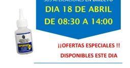Invitación Dalpés Yuncos Toledo CT1 18-04-18
