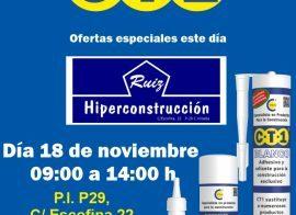 Invitación Hiperconstrucción Ruiz CT1 18-11-19