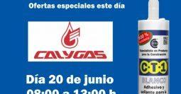 Invitación CalyGas Sant Feliu CT1 20-06-19