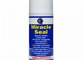 How to Use Miracle Seal to fix leaks in the Cooling System