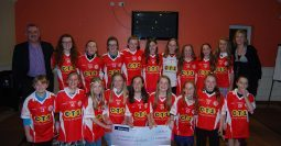 St Brides Ladies GFC U12's Team