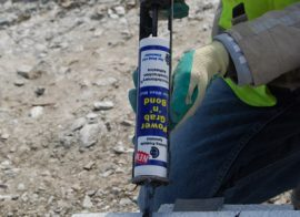 Construction Adhesive That Replaces Numerous Construction Adhe