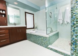 Removing Adhesives from your Bathroom Tiles