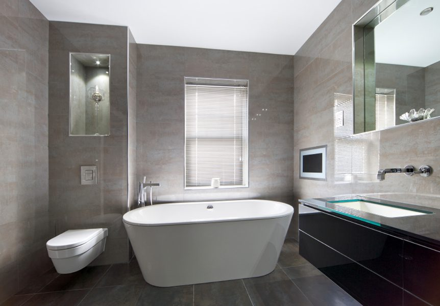How to Waterproof Bathroom Walls with Tanking - CT1Ltd
