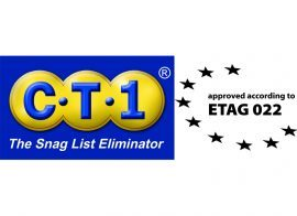 CT1 GAINS ETAG APPROVAL