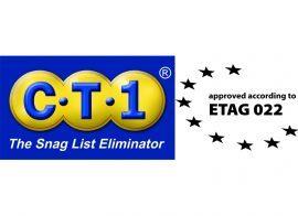 CT1 GAINS ETAG APPROVAL