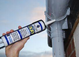 Fix a leaking gutter