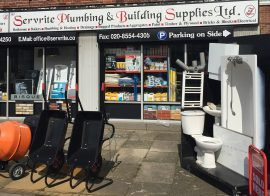 C-Tec Building Solutions welcomes Servrite Plumbing as a new stockist