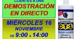 Invitación BI Llamas Parla CT1 16-11-16