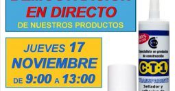 Invitación CEI Montcada CT1 y Multisolve 17-11-16