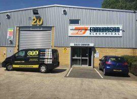 C-Tec Building Solutions vil gerne byde sin nye forhandler Edmundson Electrical White City velkommen