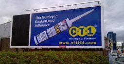 C-Tecs udendørskampagne 2012