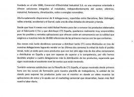 C.E.I. Comercial Electricidad Industrial