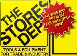 THE STORES DEPT – TOOLS AND EQUIPMENT FOR TRADE AND INDUSTRY – ES