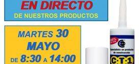 Invitación Inst Elect Ureña Almuñecar CT1 y Multisolve 30-05-17