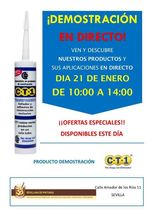 Invitacion Sevillana De Pinturas Sevilla Ct1 21 01 19 Ct1ltd