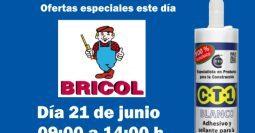 Invitación Bricol Alicante CT1 21-06-19