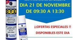 Invitación Ferretería Roju Sevilla CT1 21-11-18