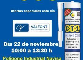 Invitación Valfont CT1 22-11-19