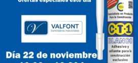 Invitación Valfont CT1 22-11-19
