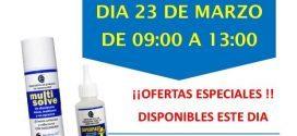 Invitación Nova Pinmat Mataró MSV y SPF 23-03-18