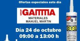 Invitación Materiales Manuel Martín CT1-SFP 24-10-19