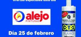 Invitación Pinturas Alejo Lepe CT1 25-02-19
