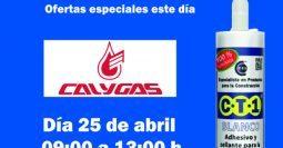 Invitación CalyGas Vilamalla CT1 25-04-19
