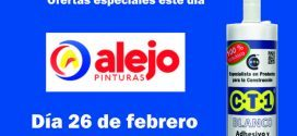Invitación Pinturas Alejo Lebrija CT1 26-02-19
