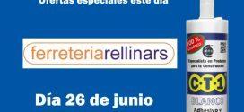 Invitación Ferretería Rellinars Barcelona CT1 26-06-19