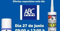 Invitación Abc Grup Poble Nou CT1 27-06-19