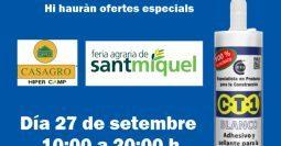 Invitación Casagro Lleida CT1 27-09-19