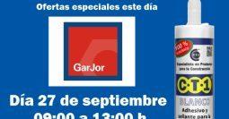 Invitación Gajor CT1 27-09-19