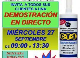 Invitación Mat.fi3 CT1 27-09-17